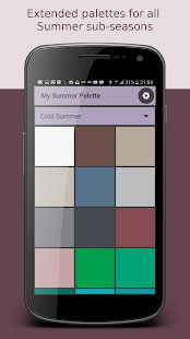 My Summer Palette - náhled