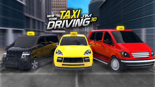 New York Taxi Driving Sim 3D 1.1 Hack Proof 3