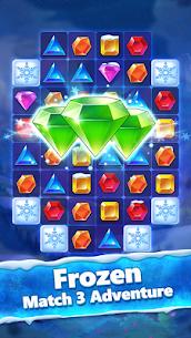 Jewel Princess – Match 3 Frozen Adventure 1