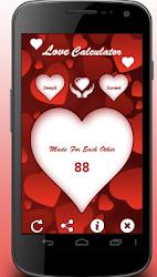 Great Love Calculator