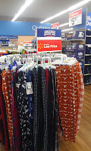 Photo: If I'm going to buy football gear, it's going to be Texas Longhorns or Dallas Cowboys. I found both in the men's department with the pj bottoms.