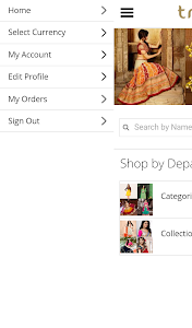 Triveni Ethnics Shopping App screenshot 2