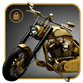 Golden Bike Theme