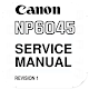 Canon NP6045 Service Manual Download for PC Windows 10/8/7