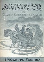 "Photo: Astrid Ehrencrons debut ""Æventyr"", Hagerups Forlag, 1901."