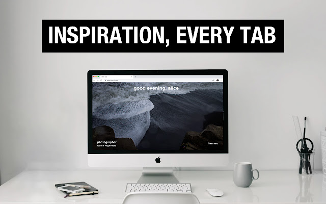 ISM Tab: Beautiful Photos With Every New Tab