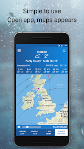 UK Weather Maps - Met Office screenshot 2