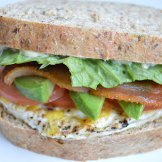 Breakfast Avocado BLT