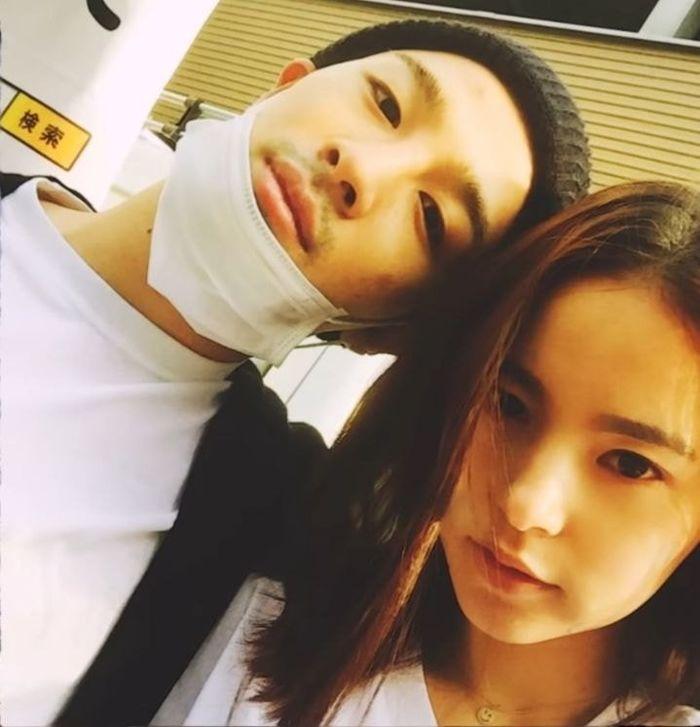 taeyang min hyo rin marriage