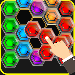 Hexa Block Puzzle King! icon