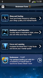 Brainwave Tuner (Full Version)- screenshot thumbnail