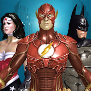 Super Hero City Verbrechensbekämpfung