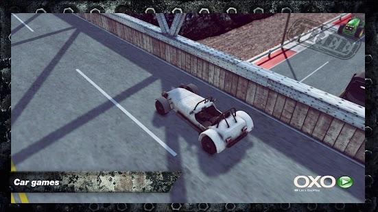 ألعاب السيارات - انفجار الغاز - náhled