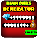Daily Free Diamonds - Fire Guide for Free 2020 icon