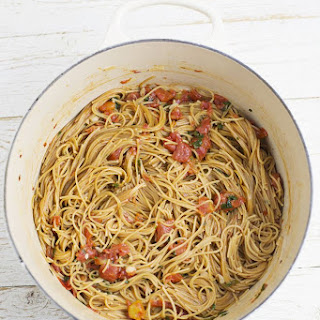 Whole Wheat One Pot Pasta March 07, 2016