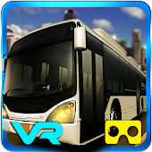 VR City Bus Simulation