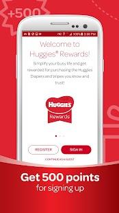 Huggies Rewards - náhled