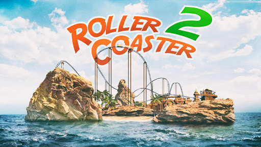 VR Roller Coaster Sunset - 360 HD simulator 1.4 APK MOD screenshots 1