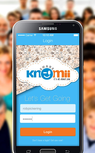 KNOMII Contact Manager