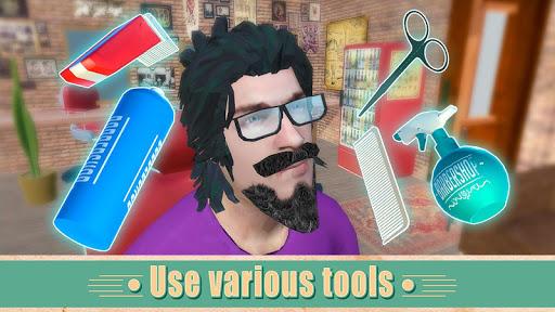 Download beard shaving salon simulator barber shop 3d for pc for Simulation 3d salon