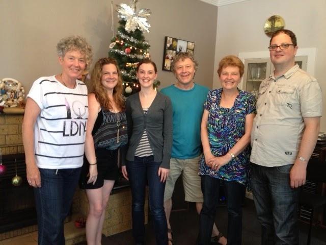Christmas 2012 – Auckland