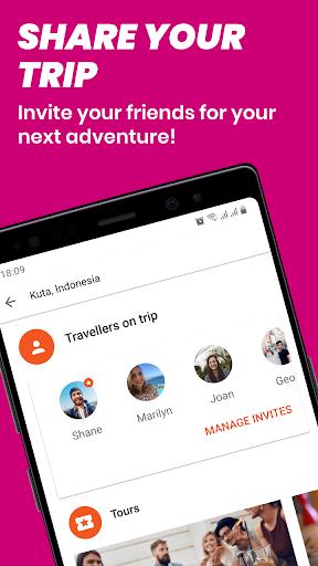 Hostelworld: Hostels & Backpacking Travel App 8.0.1 Screenshots 2
