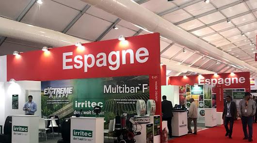 Apoyo a once firmas de la industria auxiliar de la agricultura en Marruecos