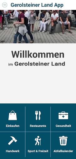 Gerolsteiner Land App  screenshots 1