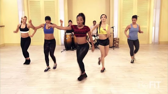 Weight Loss Dance Workout- screenshot thumbnail