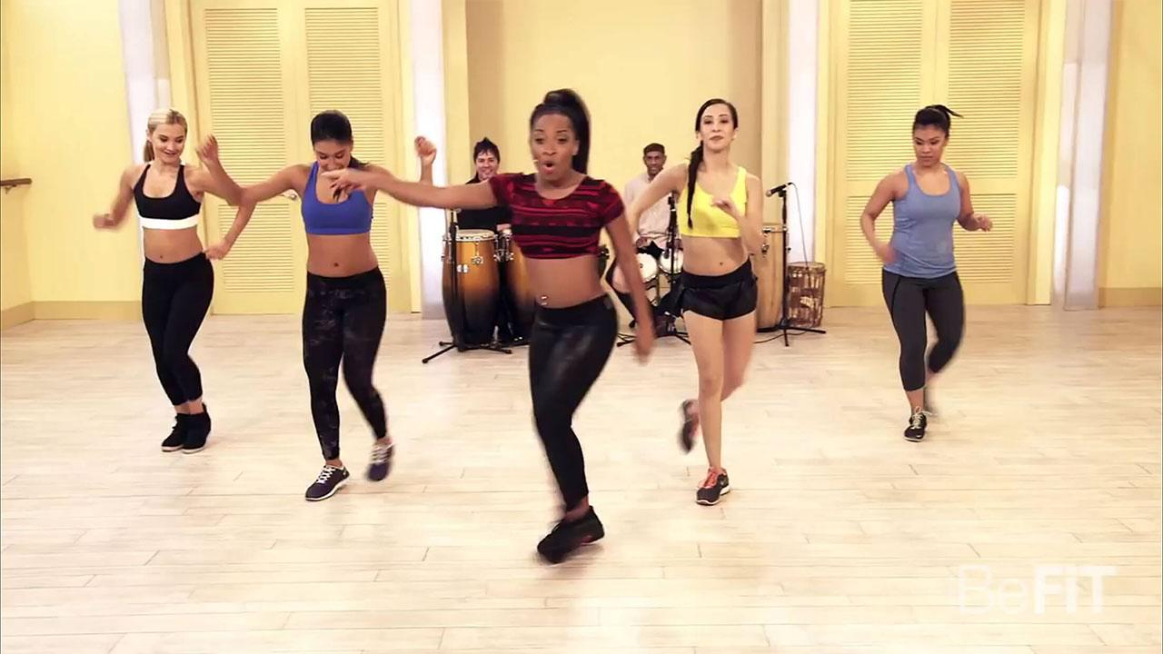 Weight Loss Dance Workout- screenshot