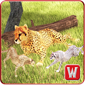 Wild Cheetah Hunt Simulator 3D