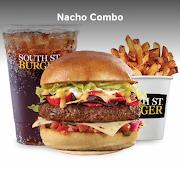 The Nacho Burger Combo