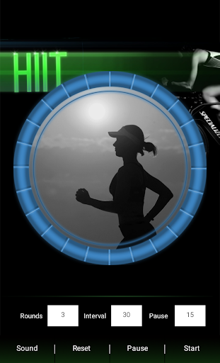 HIIT - high intensity training