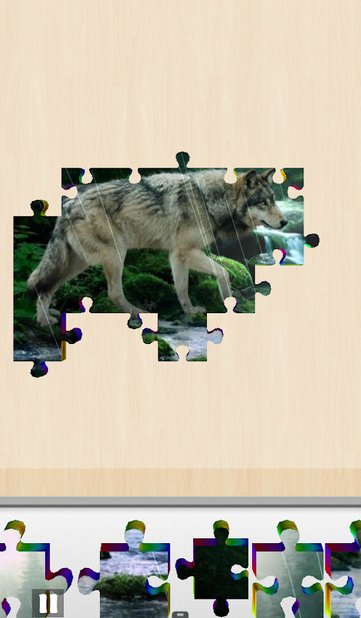 Live Jigsaws - Forest Haven- screenshot