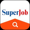 Работа, вакансии на Superjob icon