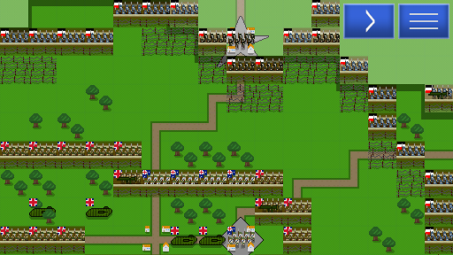 Pixel Soldiers: The Great War 2.30 screenshots 8