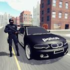 persecución policial icon