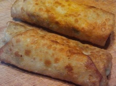Redneck Egg Rolls Recipe