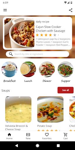 Slow Cooker Recipes 5.15 screenshots 1