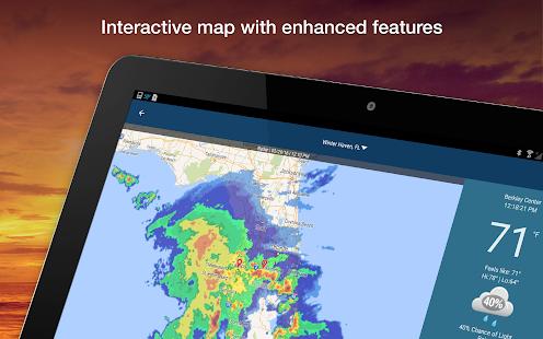 WeatherBug Screenshot 7