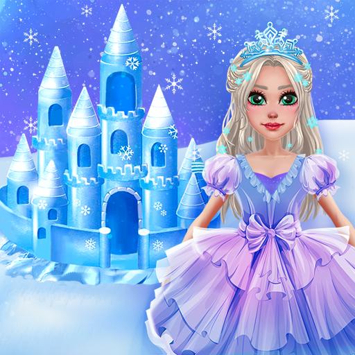 Ice Princess Doll House Decorating & Design