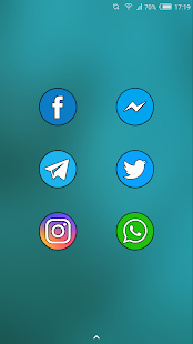 OREO ICON PACK HD- screenshot thumbnail