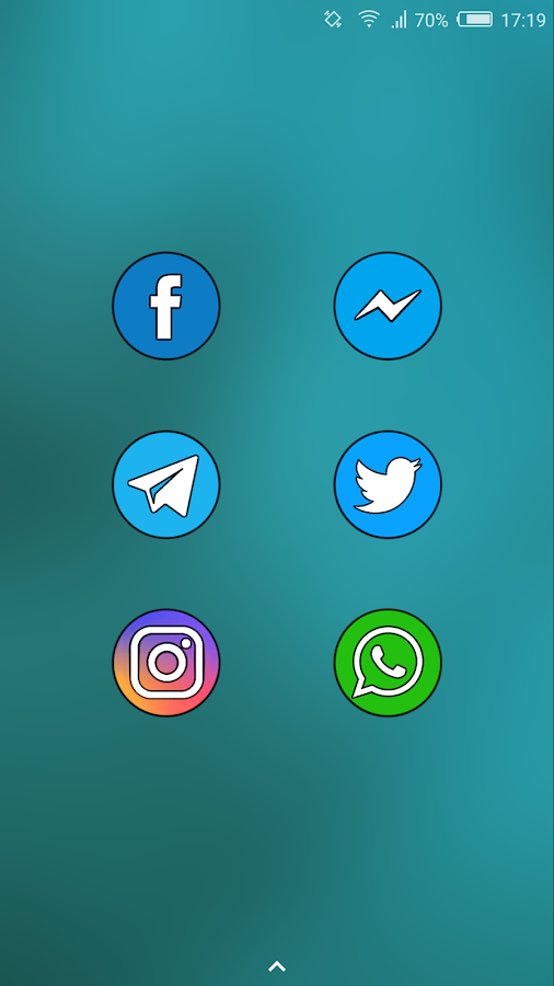 OREO ICON PACK HD- screenshot