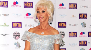 Debbie McGee struggled with Christmas after Paul Daniels' death