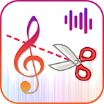 MP3 Cutter and Ringtone Maker+Editor,Cutter+Joiner Icon