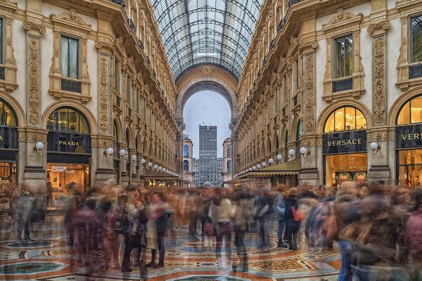 Galleria Vittorio Emanuele II di Heisen22