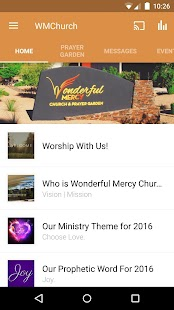 Wonderful Mercy Church- screenshot thumbnail