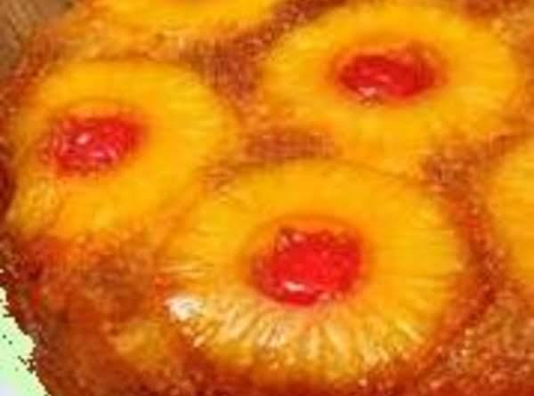 Mom's Amazing Pineapple Upside Down Cake Recipe