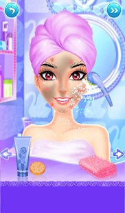 Royal Princess Beauty Makeover:Spa,Makeup,Dressup Screenshot