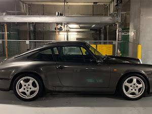 911 964A 1992のカスタム事例画像 にび色のカワズさんの2019年10月13日20:47の投稿